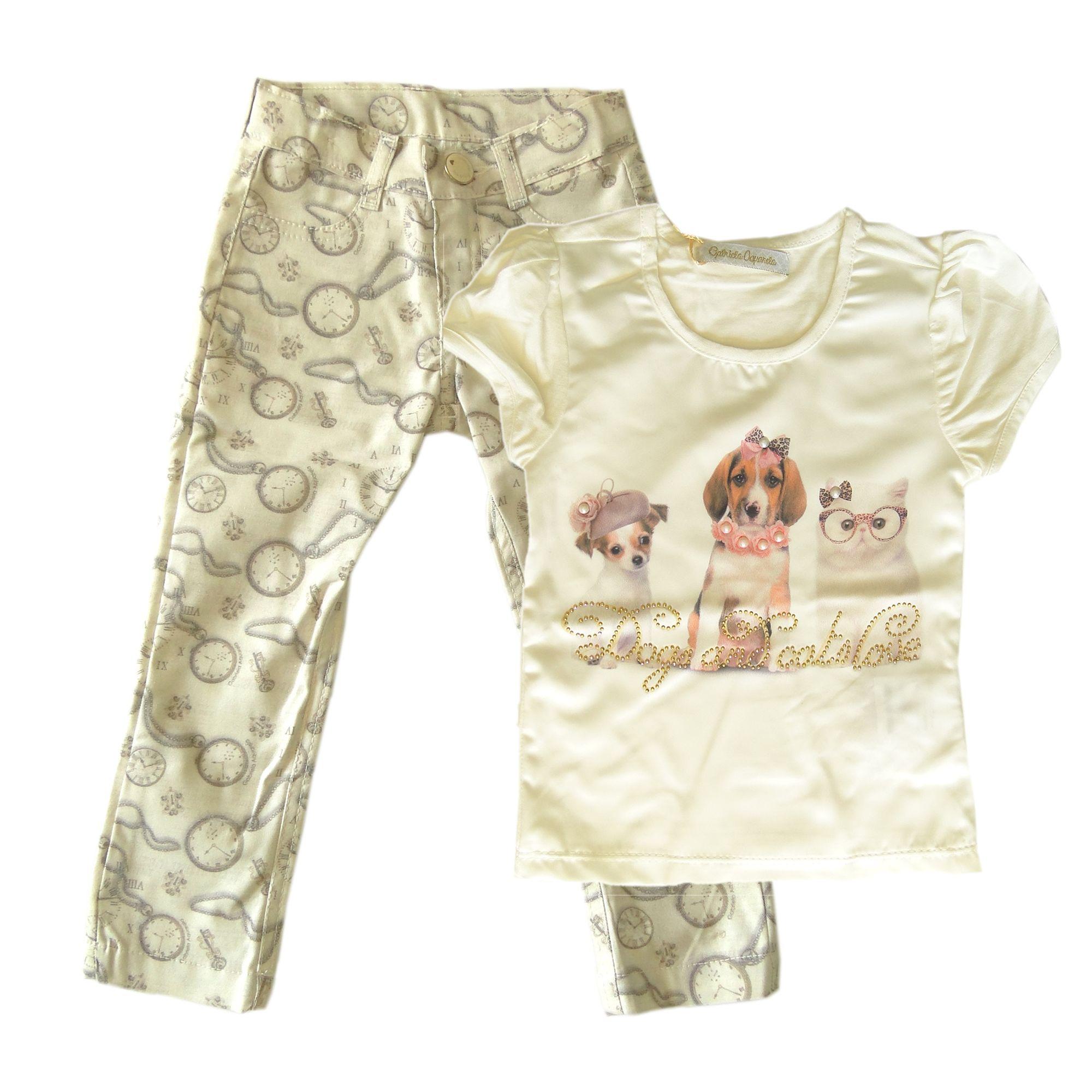 conjunto-menina-camiseta-cachorrinho-e-calca-relogio
