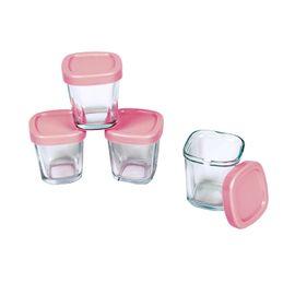 kit-4-potes-vidro-para-leite-materno-rosa-1